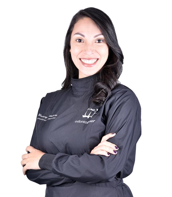Dra Nancy Mendoza Odontolaser
