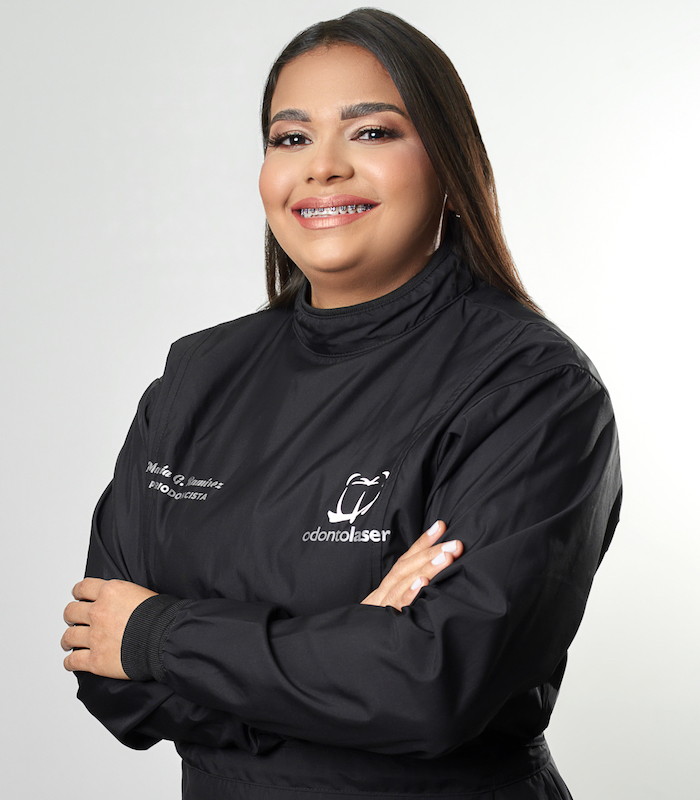 Dra. Maria Gabriela Ramirez Odontolaser