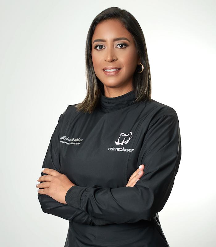 Dra. Lisbeth Diaz Odontolaser